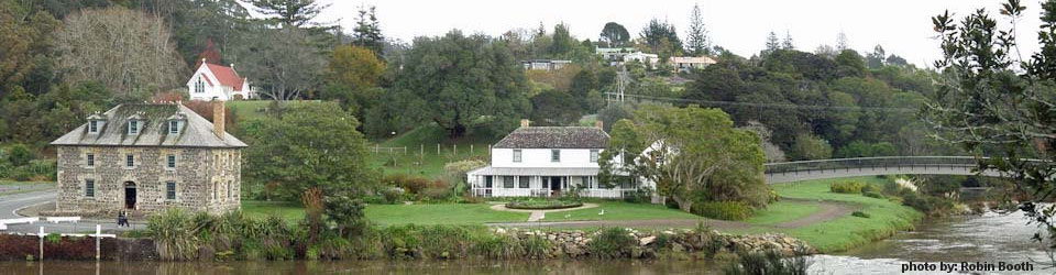 The Stone Store in the Kerikeri Basin